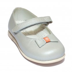 Pantofi balerini copii  - Balerini fete avus 726 perlat 19-26