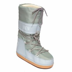 Apreskiuri dama  - Boots dama de zapada snow 2531 alb buline 23-40