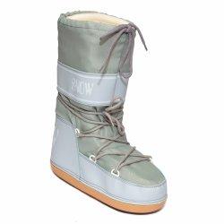Apreskiuri dama  - Boots dama de zapada snow 2531 negru stelute 24-40