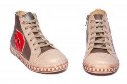 Ghete copii  - Ghete fete pj shoes Rebel bornz 27-36