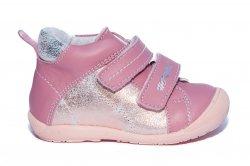 Ghete copii  - Ghete fetite hokide 319 roz lux 17-24