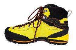 Ghete goretex  - Ghete gore-tex talpa Vibram Garmont Ascent GTX yellow orange 39-48