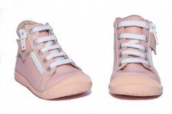 Ghete copii  - Ghete ortopedice fetite hokide 377 roz 18-24