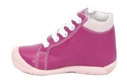 Ghete copii  - Ghetute fete ortopedice hokide 377 roz fuxia alb 18-24