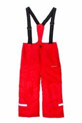 Salopete ski copii  - Pantaloni de sky copii 1804 rosu 104-164cm