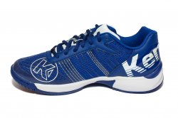 Pantofi sport copii  - Pantofi Kempa Attack Contender Junior 2019 albastru 34-39