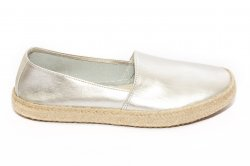 Pantofi balerini dama  - Pantofi balerini dama 656 argintiu 36-40