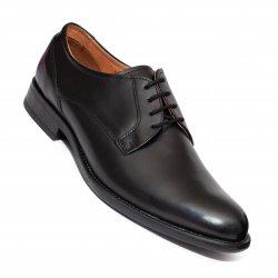 Pantofi barbati  - Pantofi barbati din piele eleganti 279R10 negru 40-46