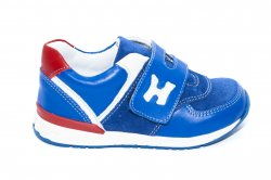 Pantofi sport copii  - Pantofi copii sport hokide 395 albastru 26-30