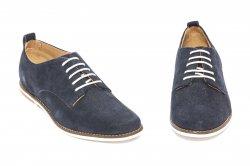 Pantofi dama   - Pantofi dama piele Husher Puppies 213 blu 34-41