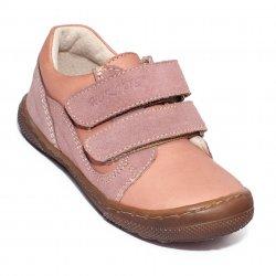Pantofi sport copii  - Pantofi flexifili fete sport hokide 458 roz mov 19-26