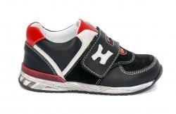 Pantofi sport copii  - Pantofi sport copii hokide 395 negru 19-25