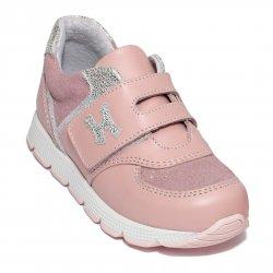 Pantofi sport copii  - Pantofi sport fete hokide 395 roz 26-30