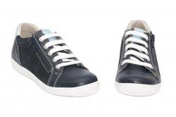 Pantofi copii  - Pantofi sport fete piele naturala hokide 400 blumarin lux 26-37