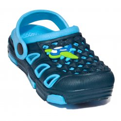 Crocs copii  - Papuci crocsi fete de plaja 5668 lila fuxia 18-35