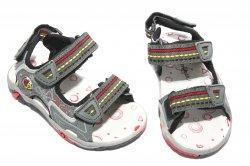 Sandale copii  - Sandale baieti 295 gri