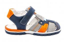 Sandale copii  - Sandale baieti hokide 407 blumarin port 28-32