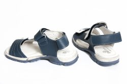Sandale copii  - Sandale copii pj shoes Roy albastru