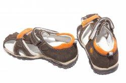Sandale copii  - Sandale copii 149 maro