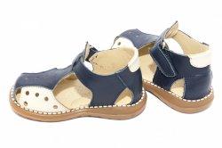 Sandale copii  - Sandale copii 345 blu bej