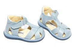 Sandale copii  - Sandale copii 346 gri blue