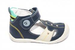 Sandale copii  - Sandale copii hokide 273 blu 18-24