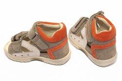 Sandale copii  - Sandale copii hokide 276 kaki port