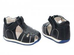 Sandale copii  - Sandale copii Marte albastru
