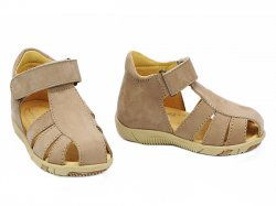 Sandale copii  - Sandale copii Marte 2 bej