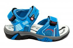 Sandale copii  - Sandale copii vara super gear 482 albastru 24-35
