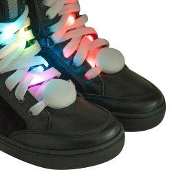 Accesorii  - Sireturi luminoase cu Leduri multicolore led RGB 1787 color