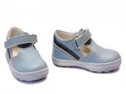 Sandale copii  - Sandale copii Avus Tobiax blue