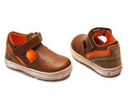 Sandale copii  - Sandale copii Avus Tobiax maro