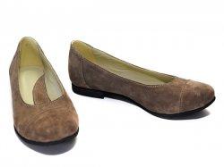 Pantofi balerini dama  - Pantofi dama adi 45 bej