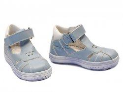 Sandale copii  - Sandale baieti celeste blu