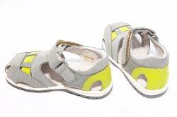 Sandale copii  - Sandale copii hokide 109 gri