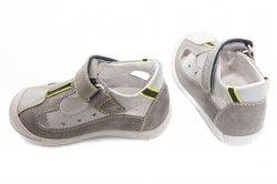 Sandale copii  - Sandale copii hokide 139 gri