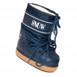 Boots de zapada copii snow 2531 blu 23-40