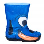 Cizme copii cauciuc de ploaie catel blu 20-30