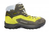 Ghete copii goretex Garmont dragontail jr gtx green 28-39