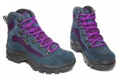 Ghete copii goretex waterproof 11260 blu mov 36-40