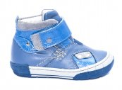 Ghetute baieti piele pj shoes Russia albastru 20-29