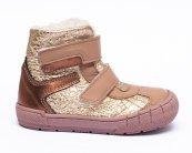 Ghetute fete blana pj shoes Kiro auriu 20-29