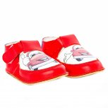 Incaltaminte copii cu talpa flexibila Woc 001 rosu 18-25