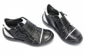 Pantofi copii Goal 2 pj shoes negru gri 27-37