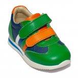 Pantofi copii sport avus 728 blu verde 19-28