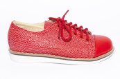 Pantofi fete 1384 rosu rosu lux 26-36
