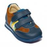 Pantofi sport baieti avus 731 maro blu 19-28