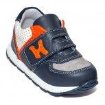 Pantofi sport baieti hokide 395 blu port 18-25