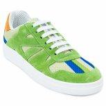Pantofi sport copii piele 575 verde 36-41